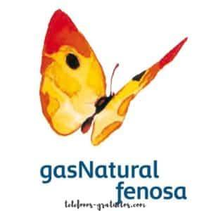 atención cliente gas natural fenosa