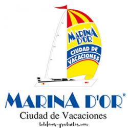 Telefono de atención cliente Marina D'or