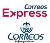 atención cliente Correo Express
