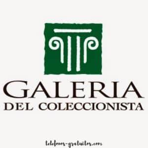atención cliente Galeria del Coleccionista