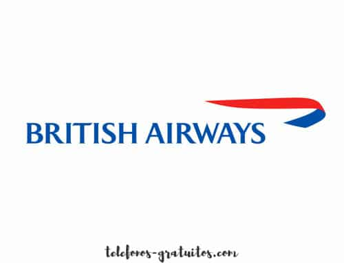 British Airways telefono