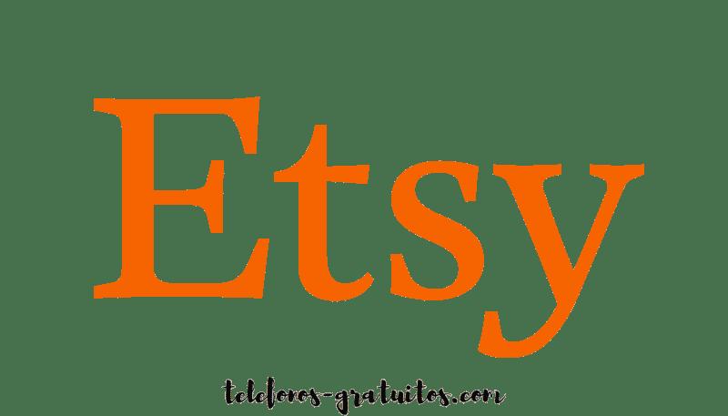 Etsy.com telefono