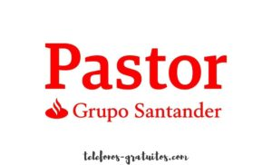 Banco Pastor telefono